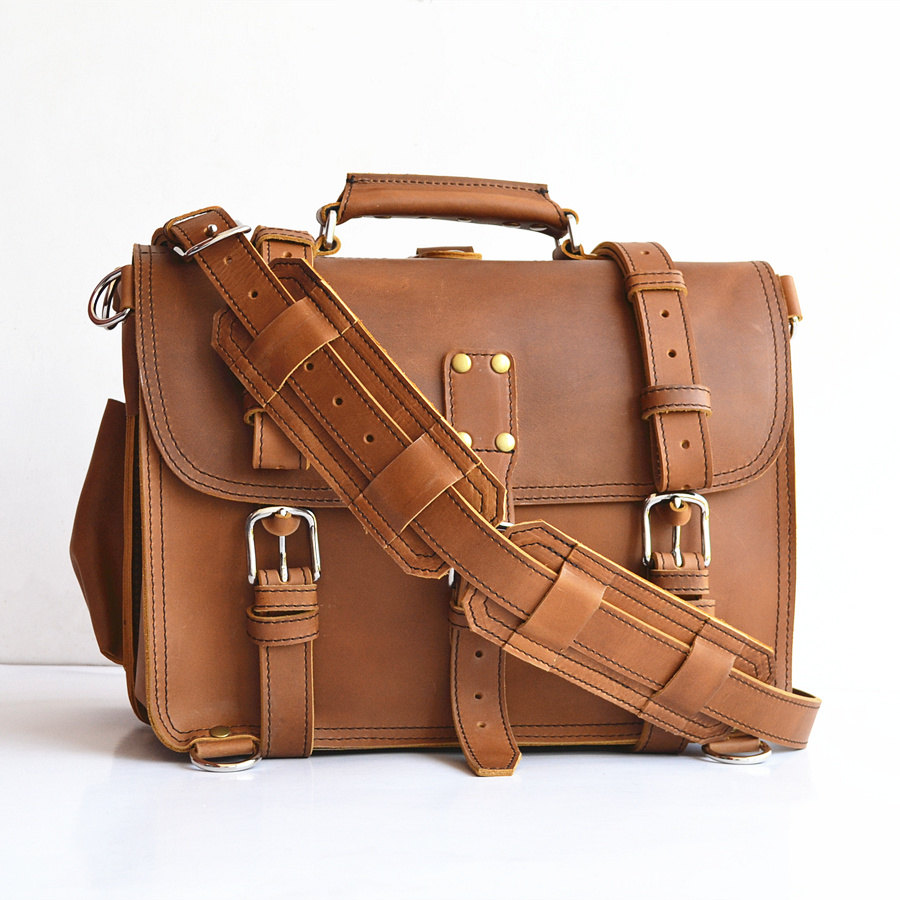 Mens Leather Backpack Briefcase OtEPwtW3