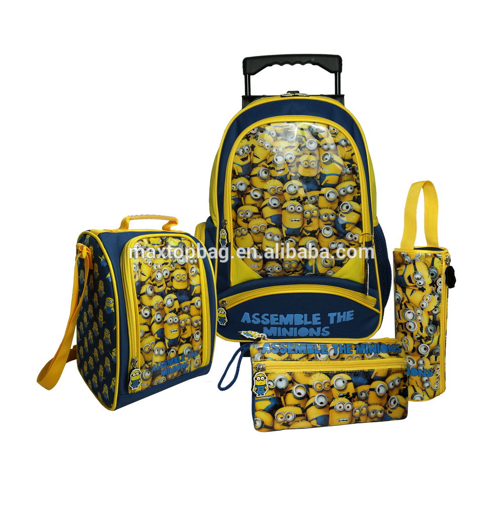 Minion Rolling Backpack wkqBpvsI