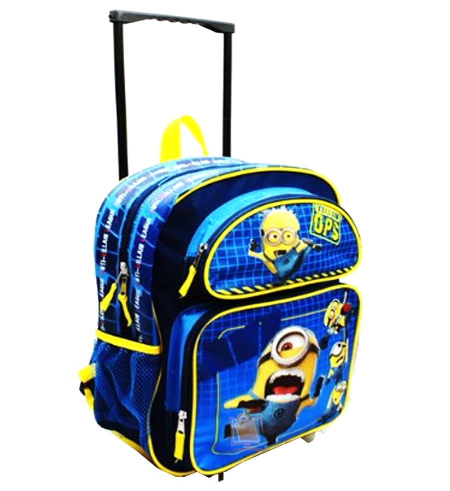 Minion Rolling Backpack dQRK9JoZ