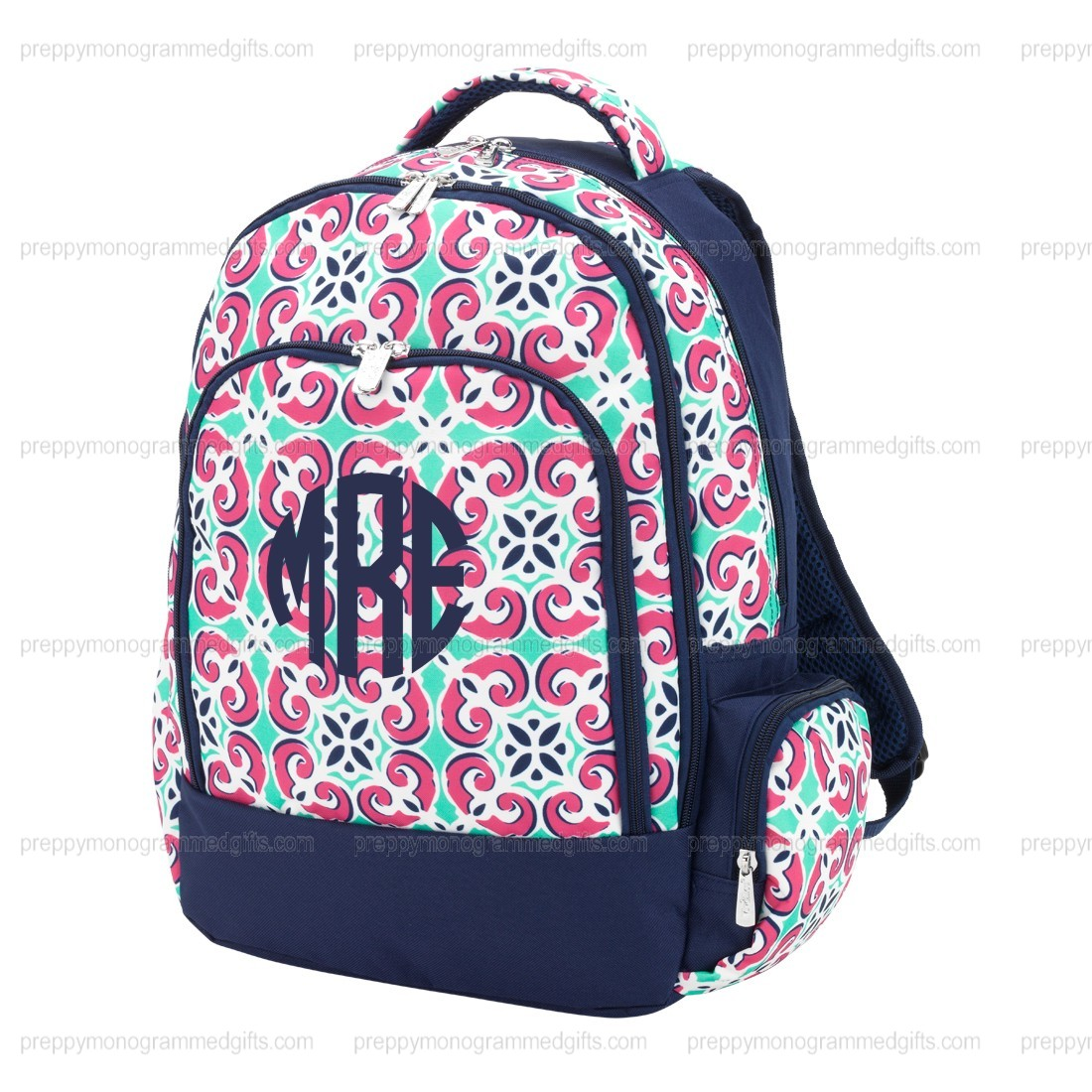 Monogrammed Backpacks For Girls kJDIO0CG