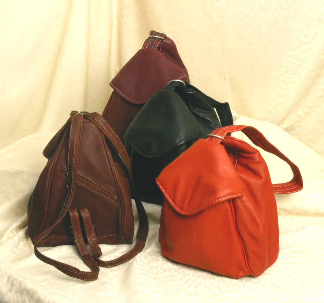 One Strap Backpack Purse ludCtqt2