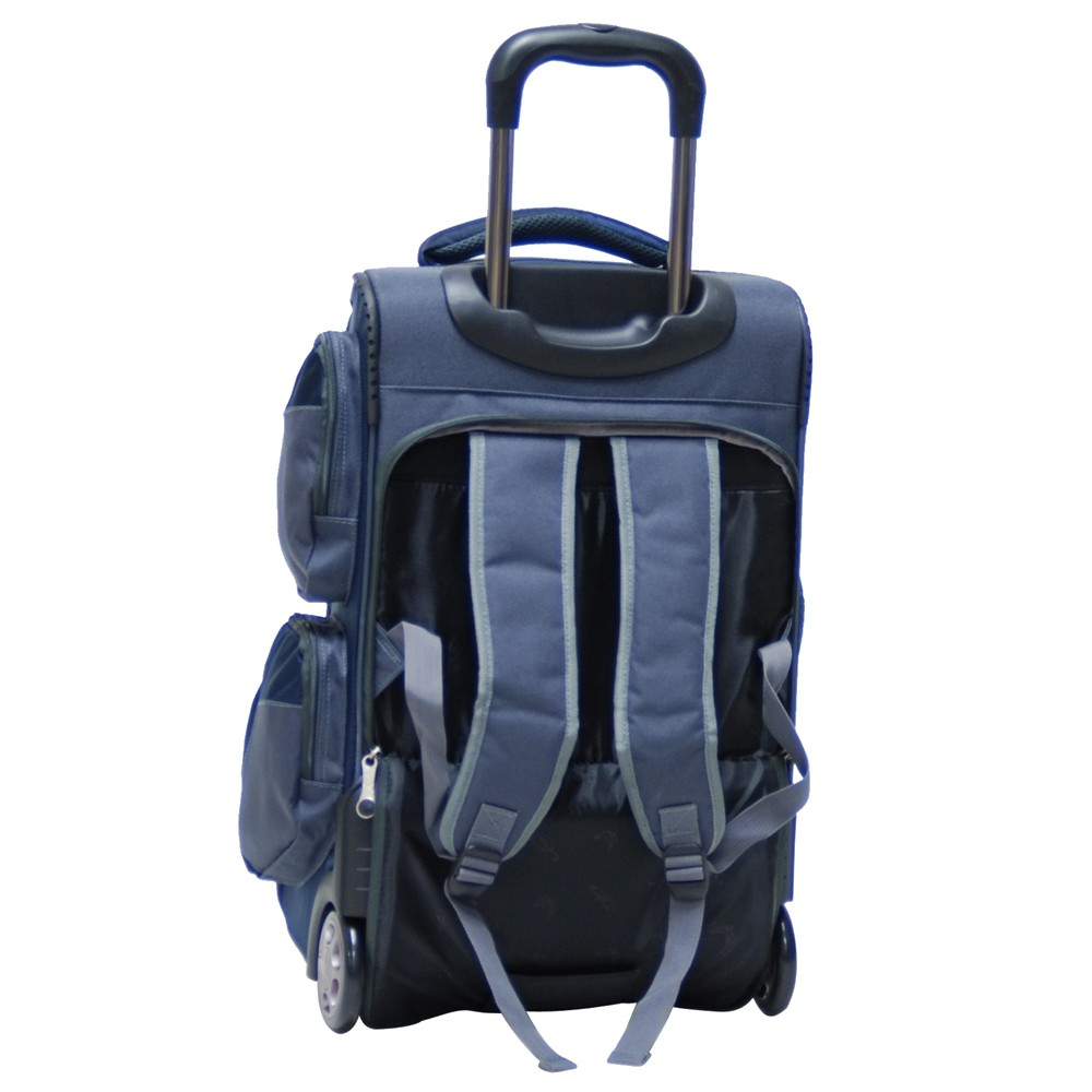 Rolling Carry On Backpack VeM6EU45
