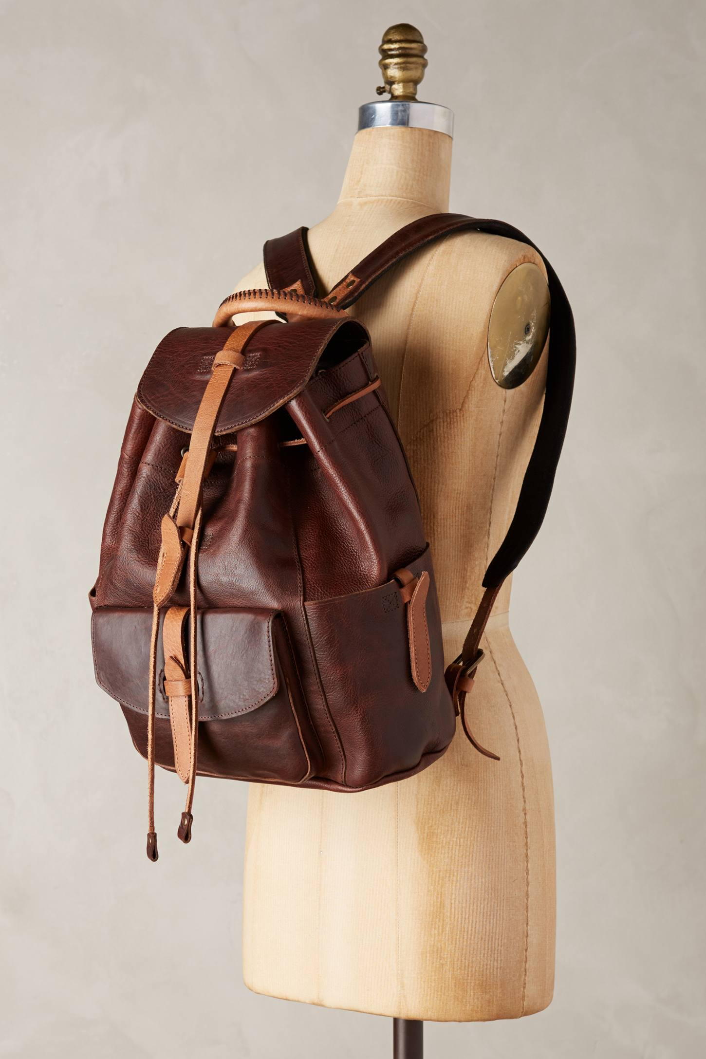 Will Leather Backpack PMFGHTgK