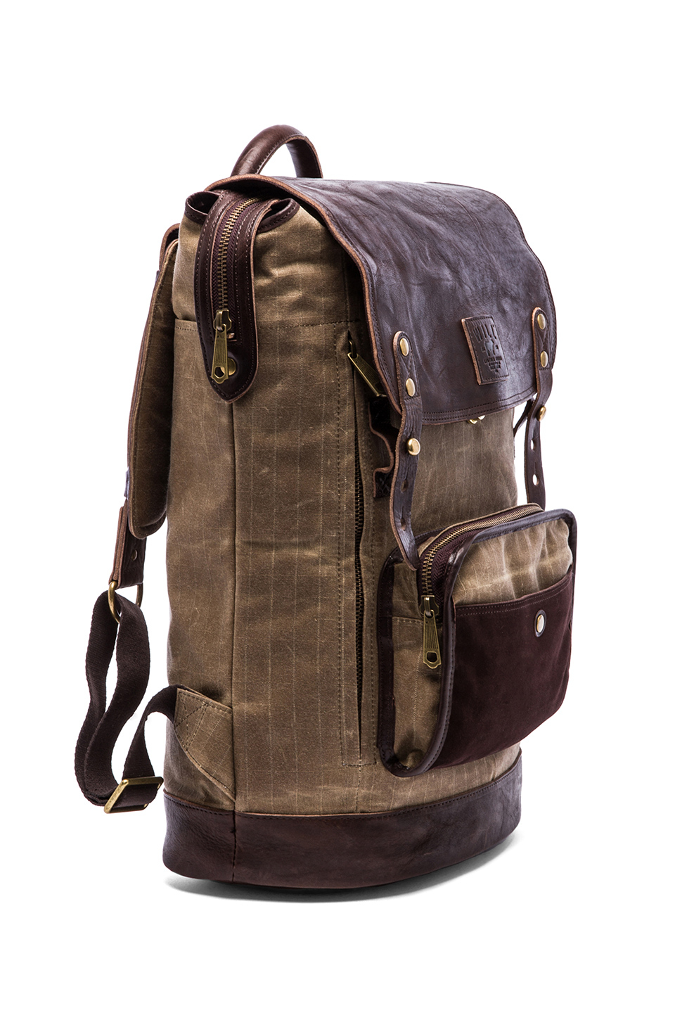 Will Leather Backpack kXbl0KMX
