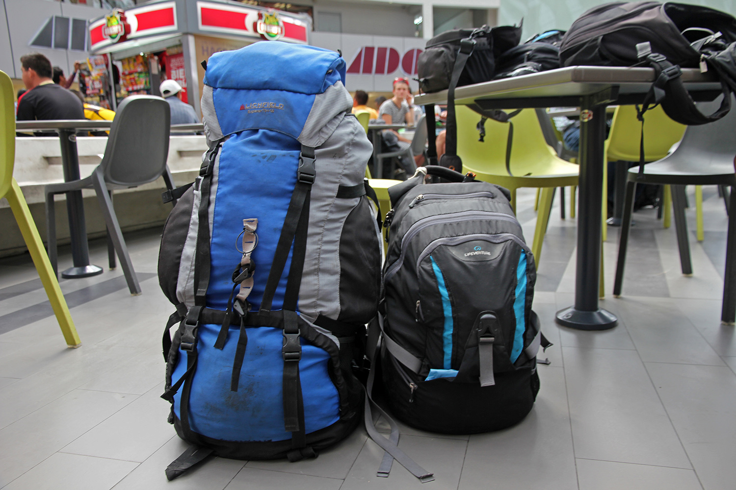 How To Travel With Hiking Backpack- Fenix