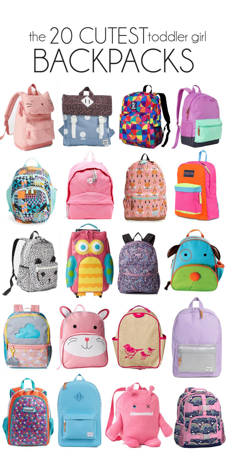 Cute Backpacks For Toddlers - Backpakc Fam