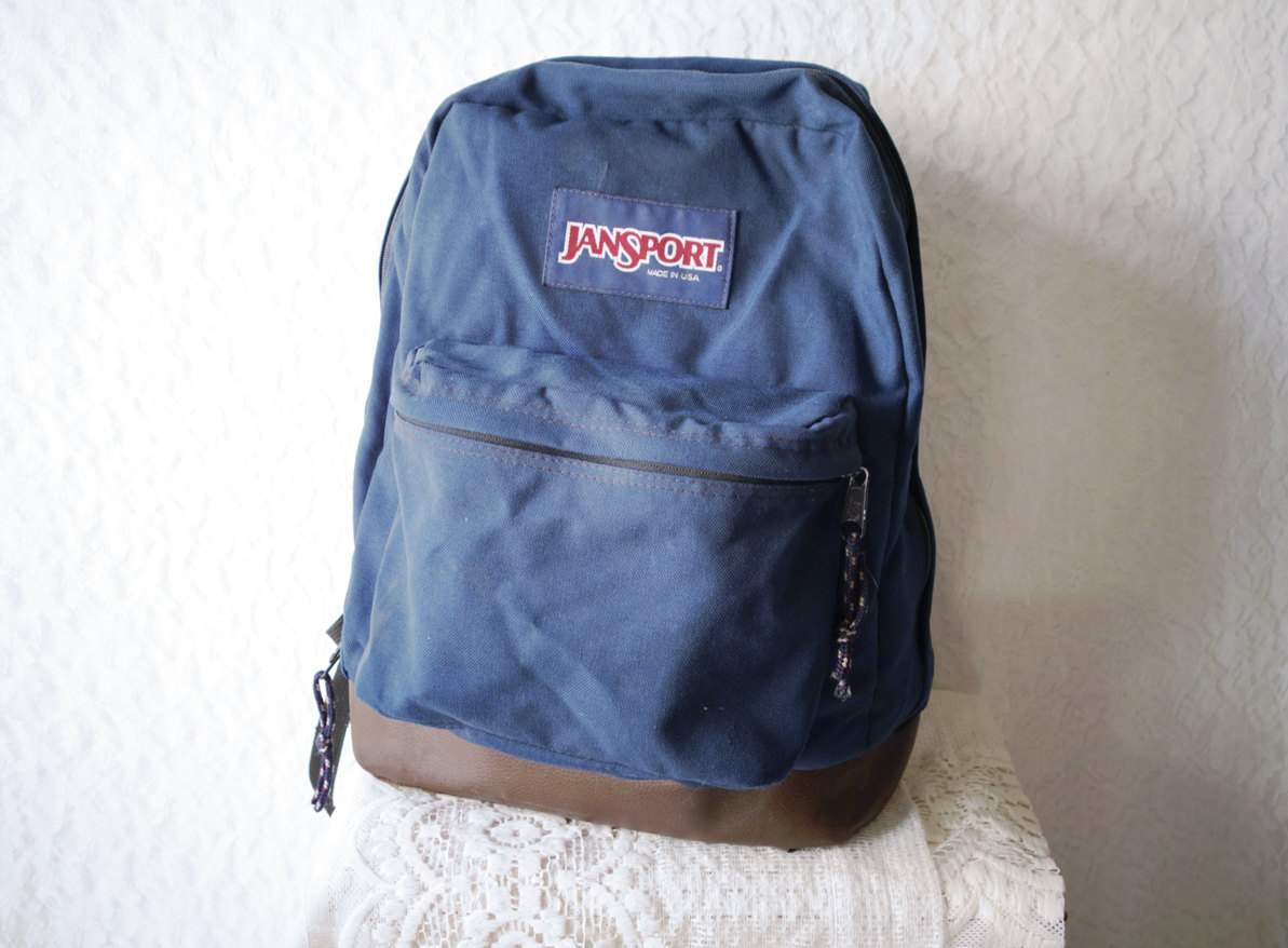 Old Jansport Backpack - Swiss Paralympic