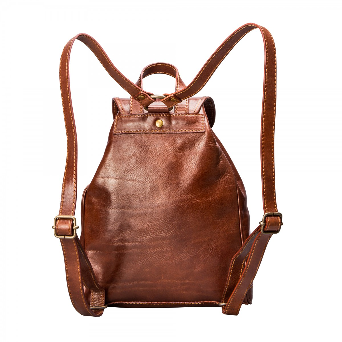 55b92162c5b Gusti Leder studio  sale ad1c5 ec5a9 Womens Brown Leather Backpack XlfWb5XP  ...